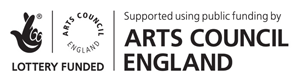 Arts Council logo heritage Lottery