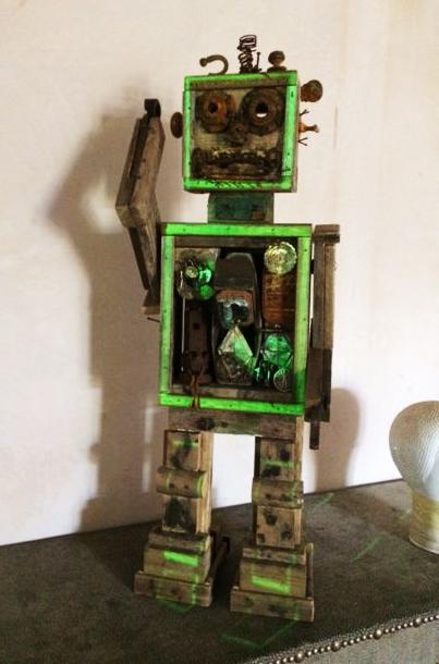 manmade robot